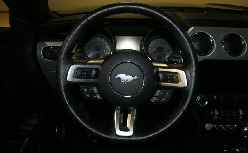2015 Ford Mustang EcoBoost Premium CUIR TOIT MAGS BLUETOOTH #20