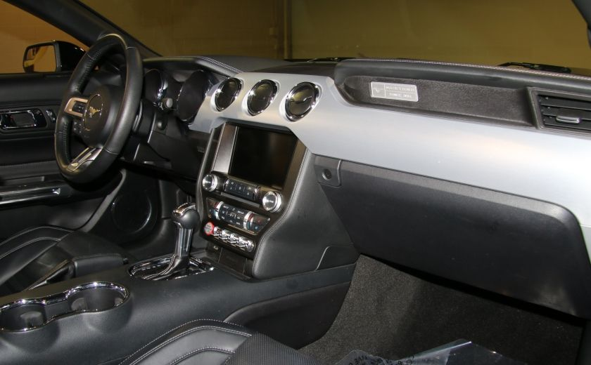 2015 Ford Mustang EcoBoost Premium CUIR TOIT MAGS BLUETOOTH #27