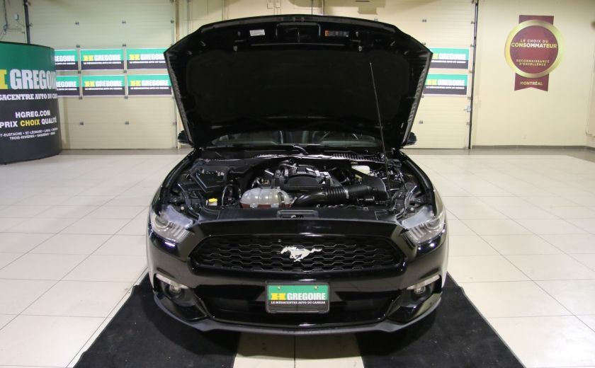 2015 Ford Mustang EcoBoost Premium CUIR TOIT MAGS BLUETOOTH #31