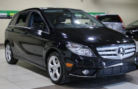 2013 Mercedes Benz B250 B250 Sports Tourer A/C GR.ELECT MAGS BLUETOOTH in Saint-Hyacinthe