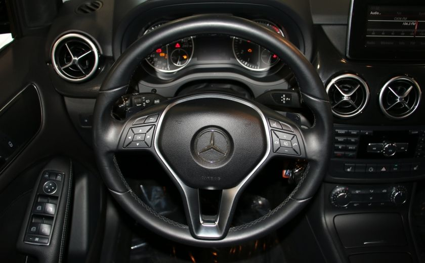 2013 Mercedes Benz B250 B250 Sports Tourer A/C GR.ELECT MAGS BLUETOOTH #13