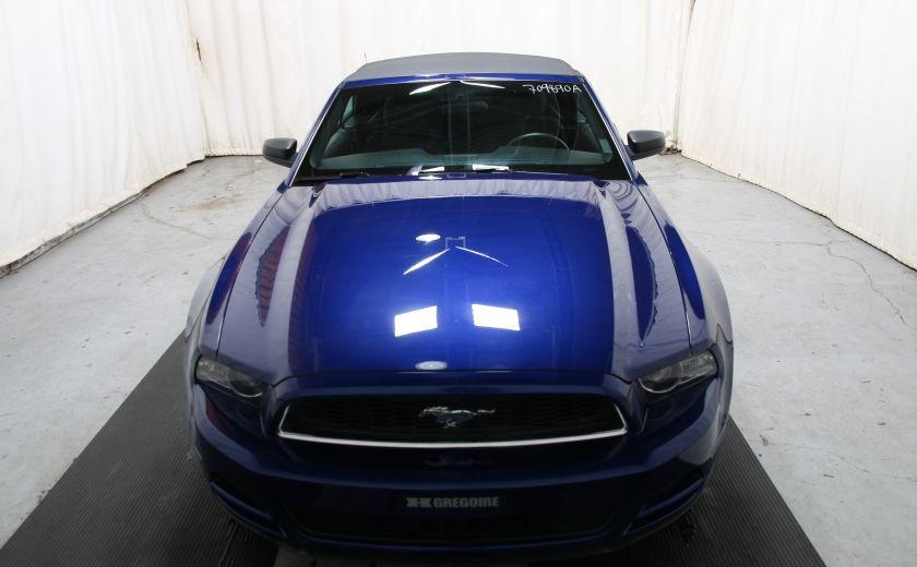 2014 Ford Mustang V6 Premium CONVERTIBLE #1