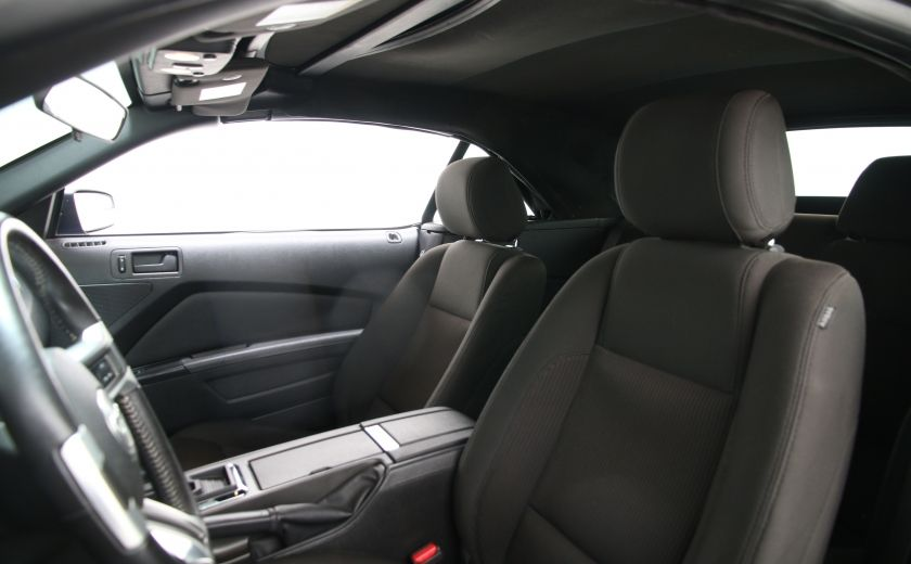 2014 Ford Mustang V6 Premium CONVERTIBLE #6