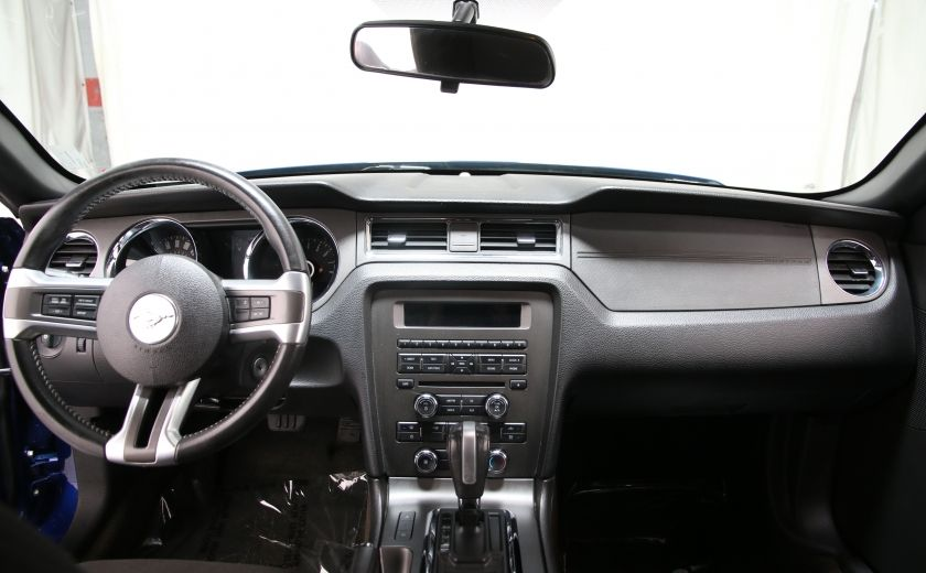 2014 Ford Mustang V6 Premium CONVERTIBLE #7