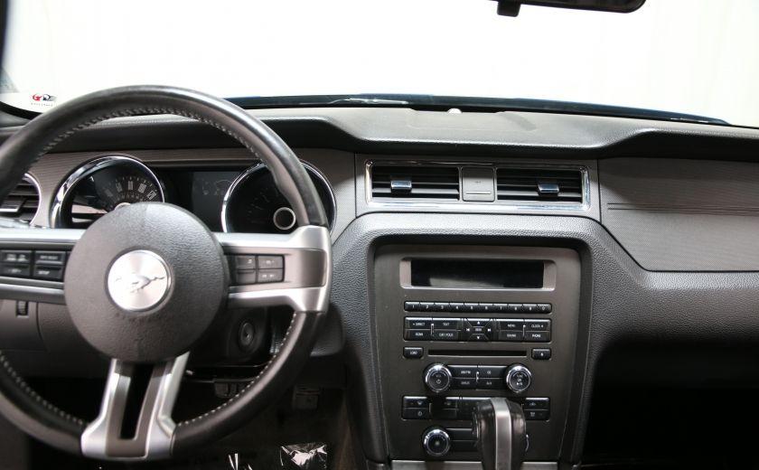 2014 Ford Mustang V6 Premium CONVERTIBLE #8