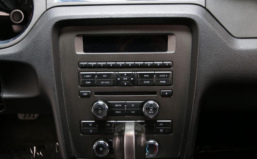2014 Ford Mustang V6 Premium CONVERTIBLE #9