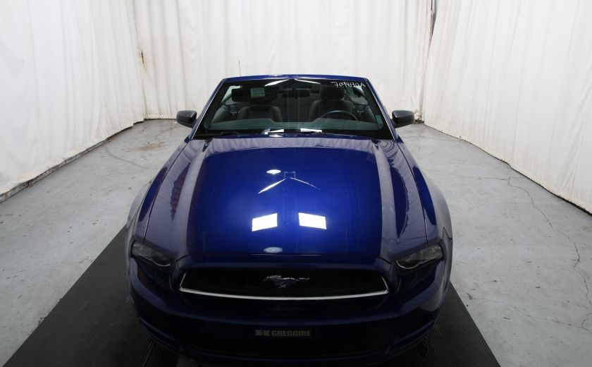 2014 Ford Mustang V6 Premium CONVERTIBLE #11