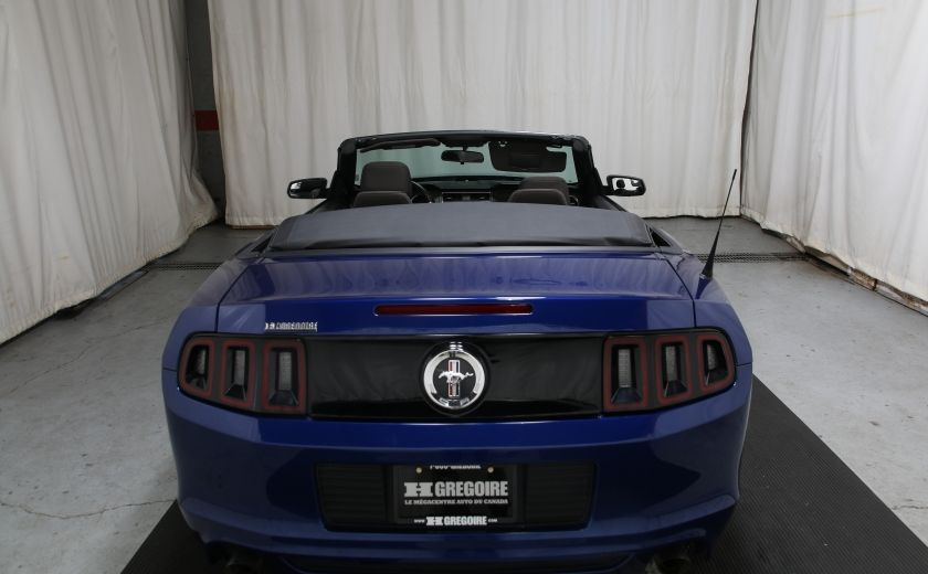 2014 Ford Mustang V6 Premium CONVERTIBLE #14