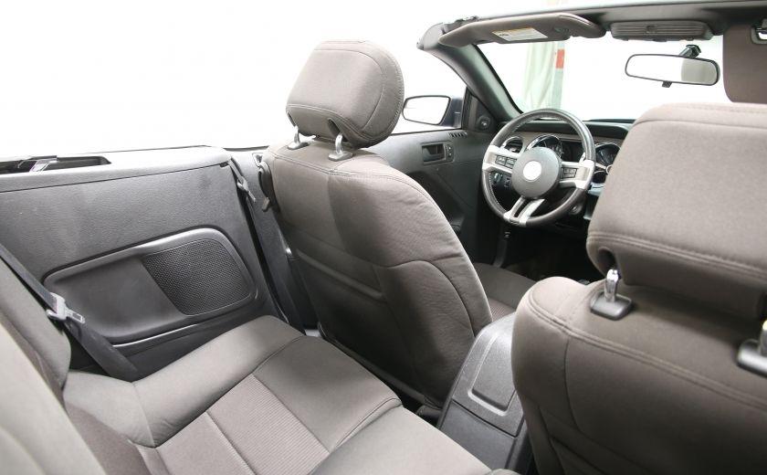2014 Ford Mustang V6 Premium CONVERTIBLE #19