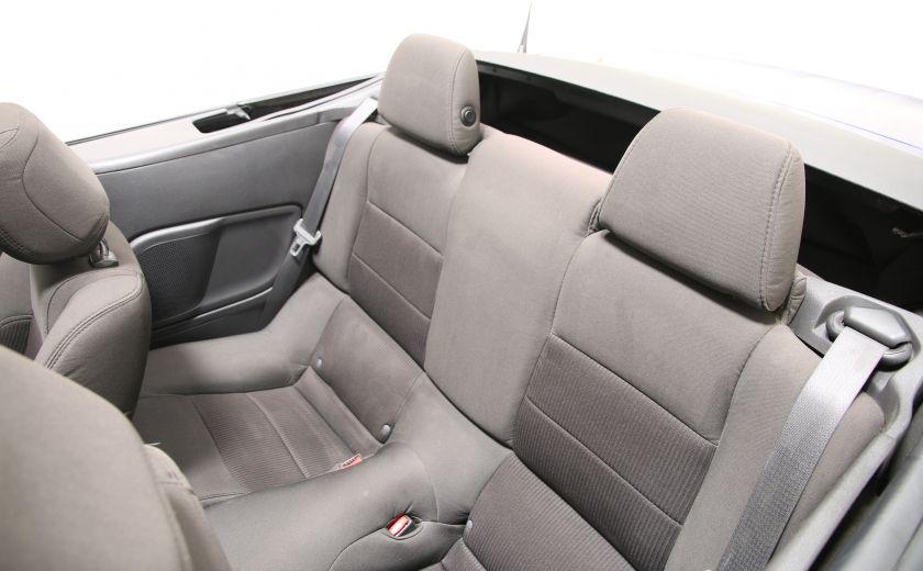 2014 Ford Mustang V6 Premium CONVERTIBLE #20