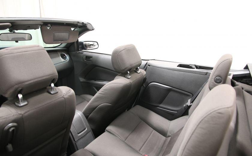 2014 Ford Mustang V6 Premium CONVERTIBLE #21