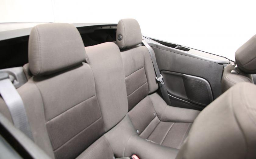 2014 Ford Mustang V6 Premium CONVERTIBLE #22