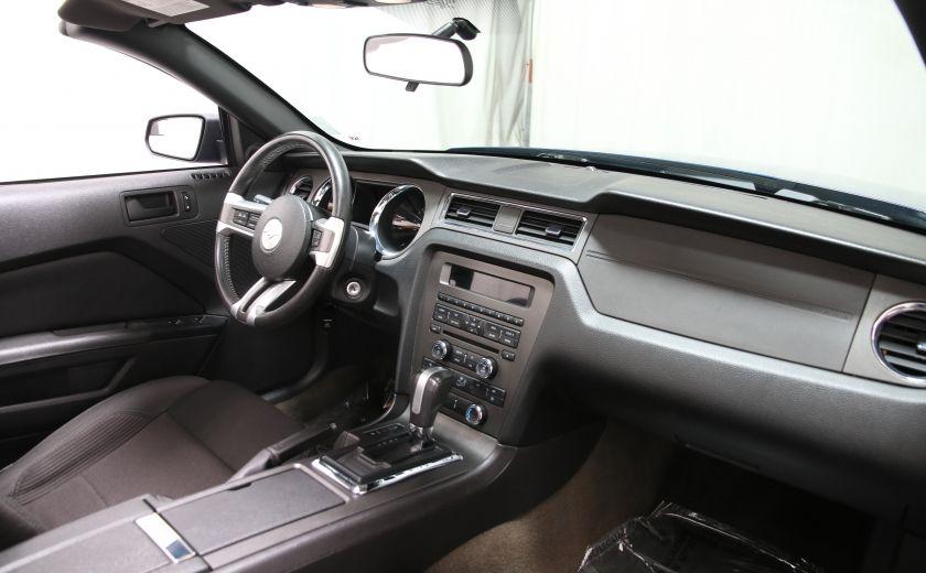 2014 Ford Mustang V6 Premium CONVERTIBLE #23