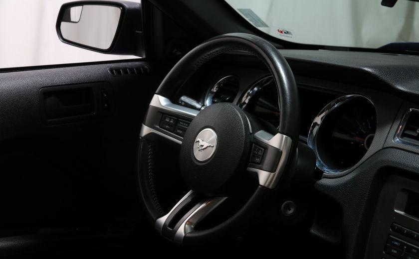2014 Ford Mustang V6 Premium CONVERTIBLE #24