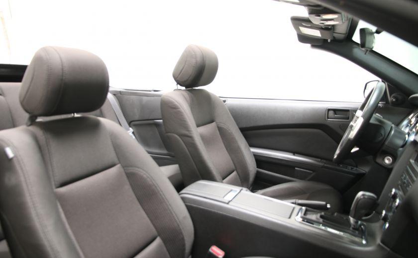 2014 Ford Mustang V6 Premium CONVERTIBLE #25