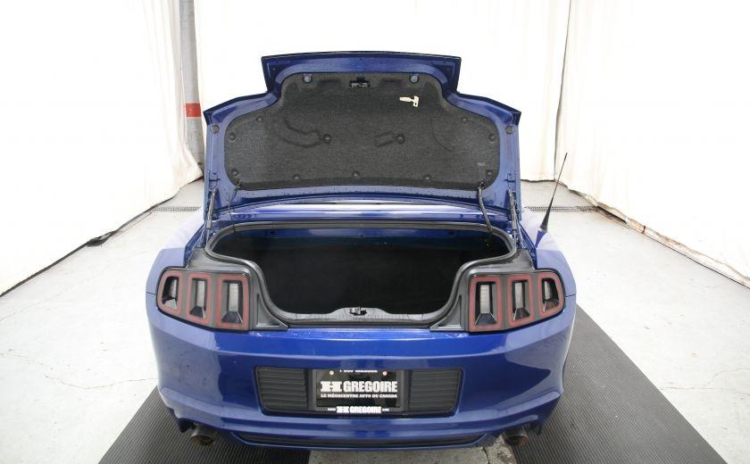 2014 Ford Mustang V6 Premium CONVERTIBLE #28