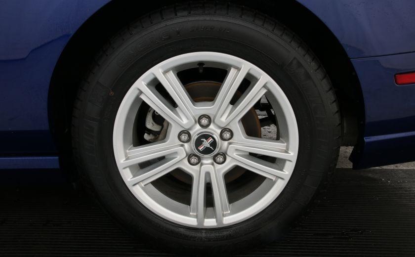 2014 Ford Mustang V6 Premium CONVERTIBLE #30