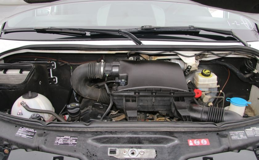 2011 Mercedes Benz Sprinter 2500 144
