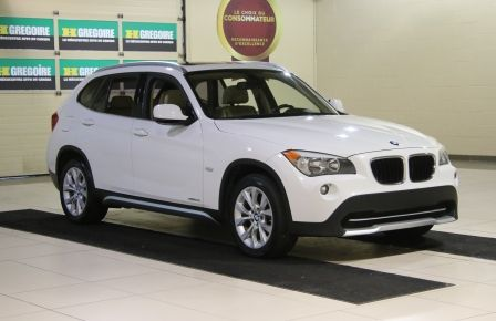 2012 BMW X1 AWD A/C CUIR TOIT in New Richmond