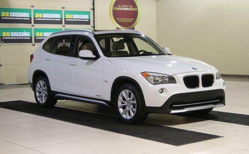 2012 BMW X1 AWD A/C CUIR TOIT #0