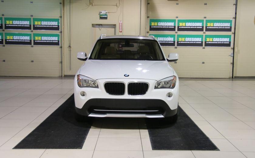 2012 BMW X1 AWD A/C CUIR TOIT #1