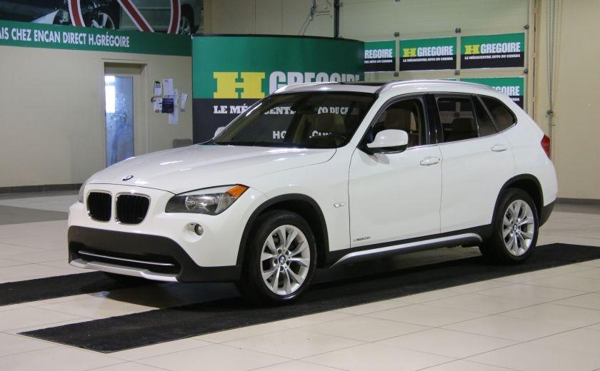 2012 BMW X1 AWD A/C CUIR TOIT #2