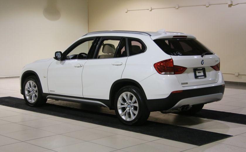 2012 BMW X1 AWD A/C CUIR TOIT #4