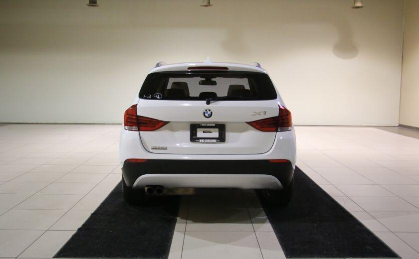 2012 BMW X1 AWD A/C CUIR TOIT #5