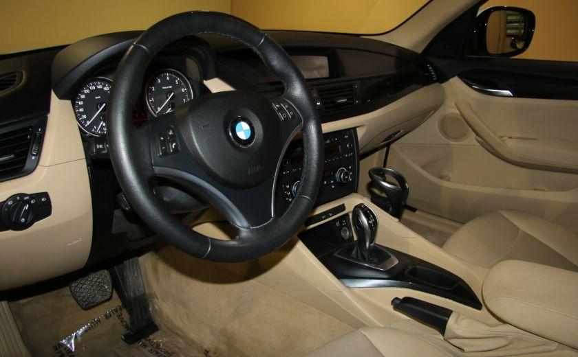 2012 BMW X1 AWD A/C CUIR TOIT #8