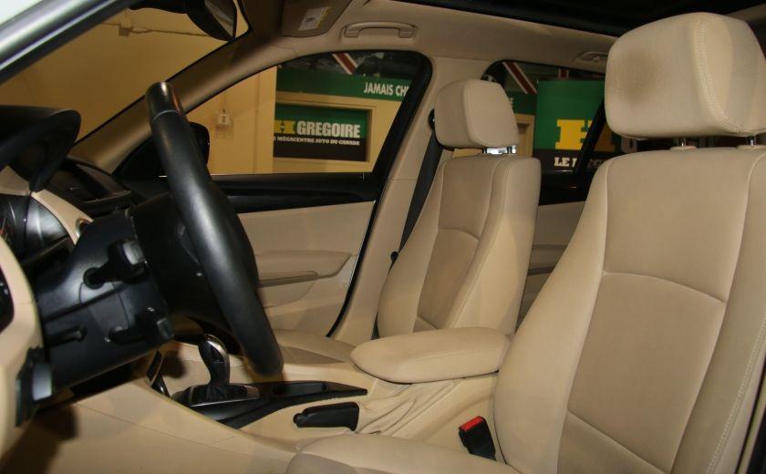 2012 BMW X1 AWD A/C CUIR TOIT #9