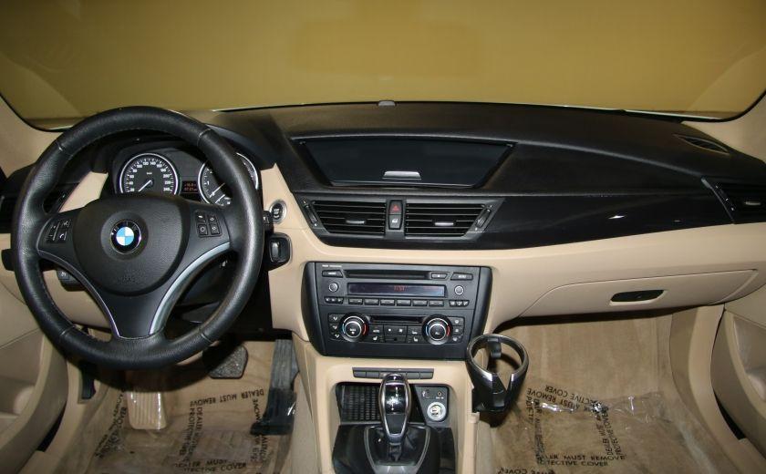 2012 BMW X1 AWD A/C CUIR TOIT #12