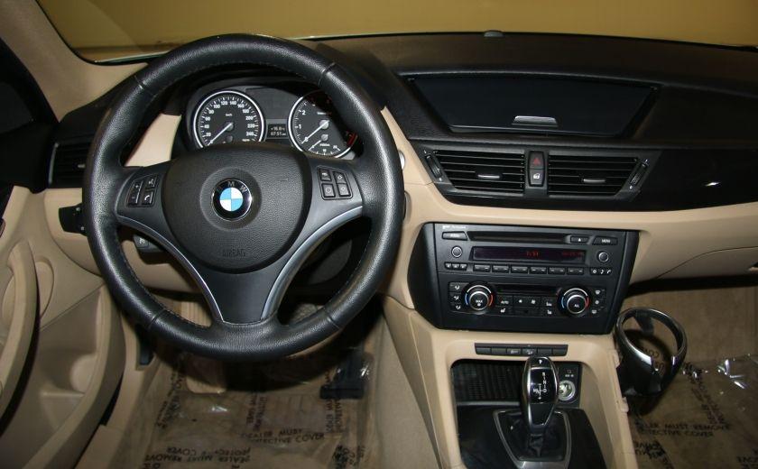 2012 BMW X1 AWD A/C CUIR TOIT #13