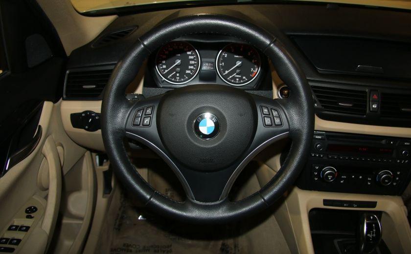2012 BMW X1 AWD A/C CUIR TOIT #14