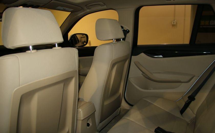 2012 BMW X1 AWD A/C CUIR TOIT #17