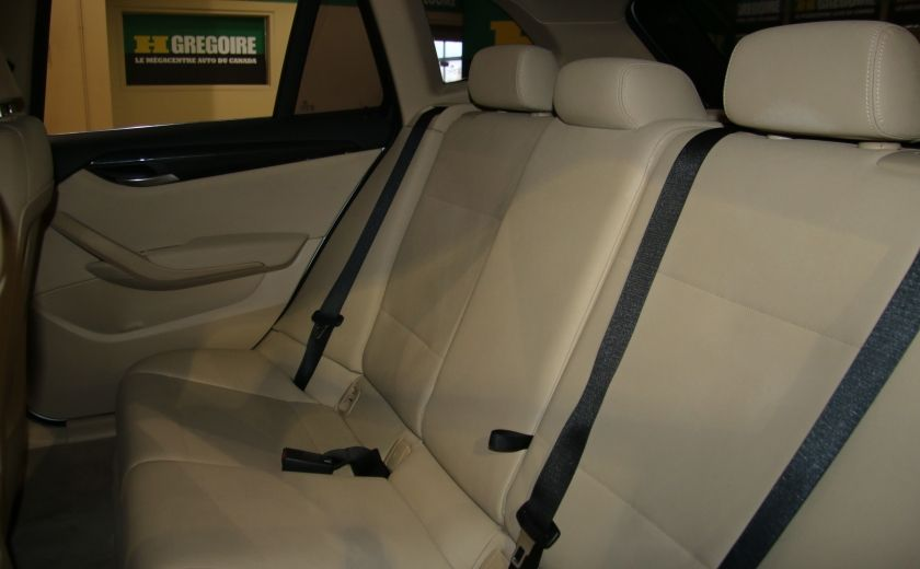 2012 BMW X1 AWD A/C CUIR TOIT #18
