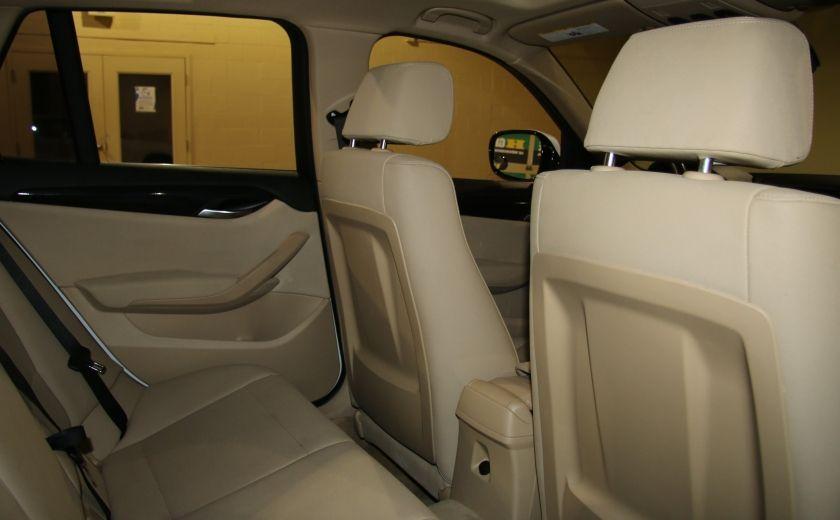 2012 BMW X1 AWD A/C CUIR TOIT #19