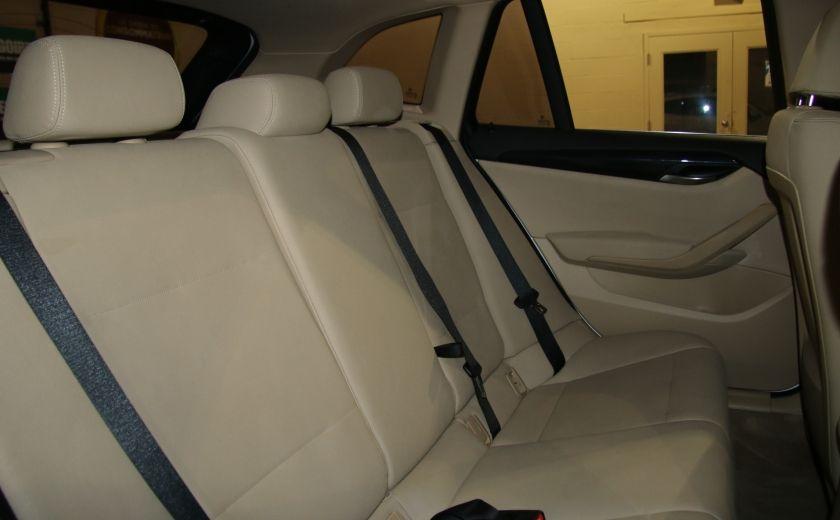 2012 BMW X1 AWD A/C CUIR TOIT #20