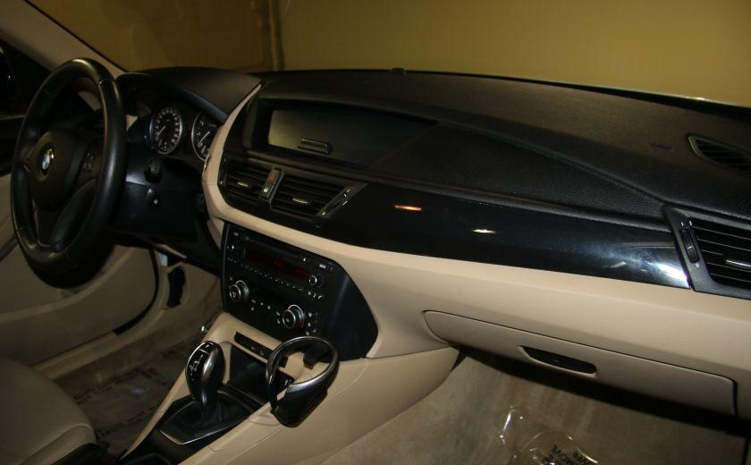 2012 BMW X1 AWD A/C CUIR TOIT #21