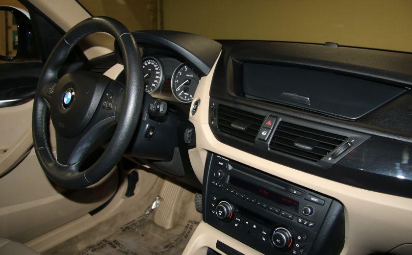 2012 BMW X1 AWD A/C CUIR TOIT #22