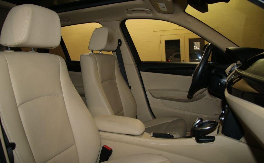 2012 BMW X1 AWD A/C CUIR TOIT #23