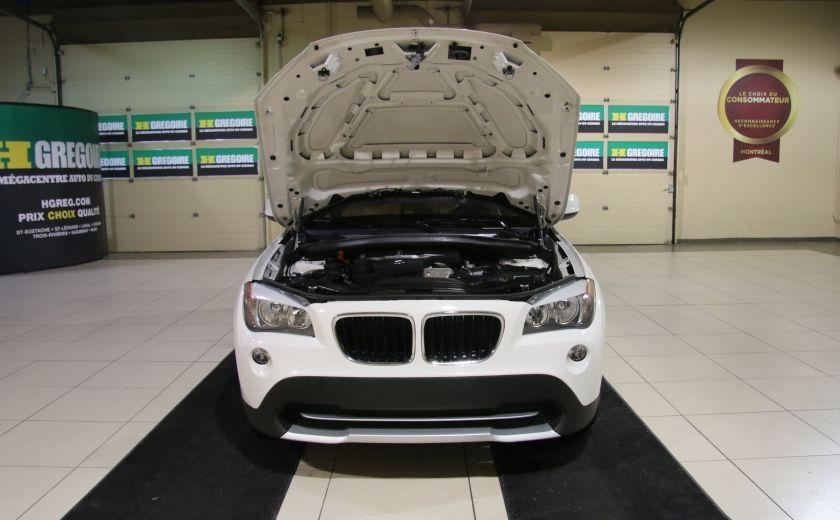2012 BMW X1 AWD A/C CUIR TOIT #25