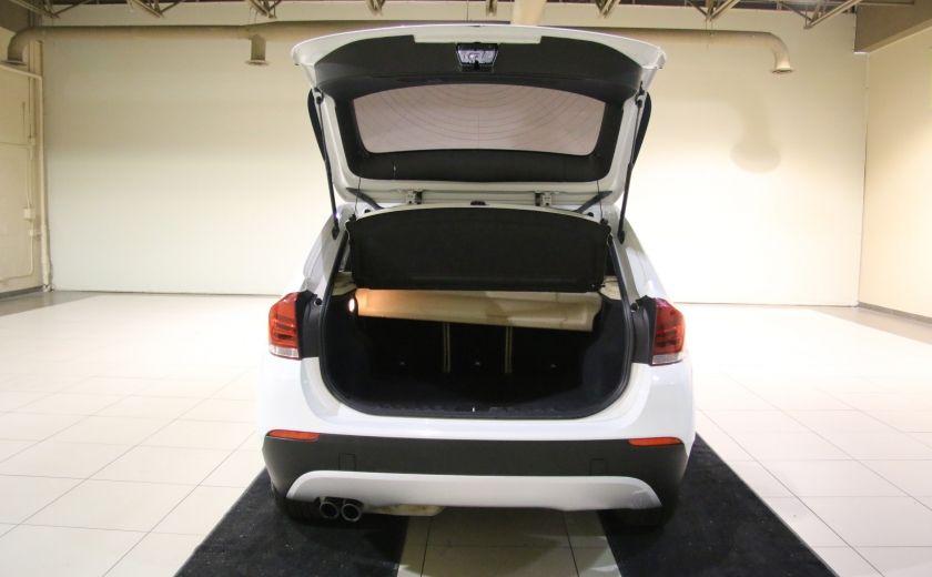 2012 BMW X1 AWD A/C CUIR TOIT #26
