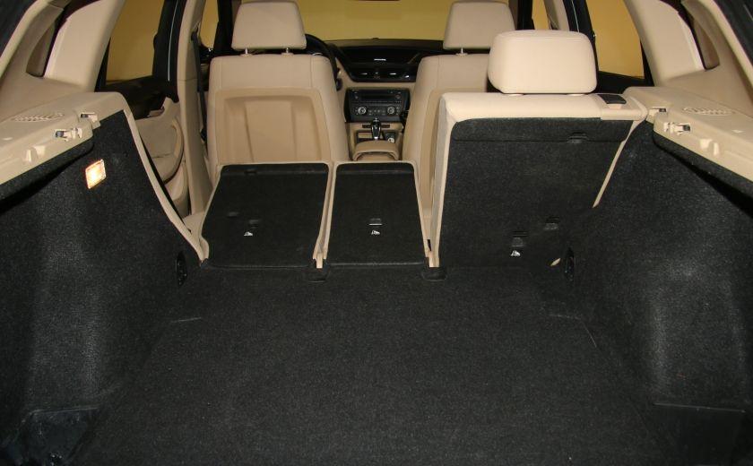 2012 BMW X1 AWD A/C CUIR TOIT #29