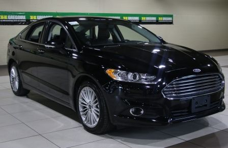 2016 Ford Fusion SE A/C CUIR TOIT MAGS #0