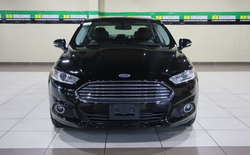 2016 Ford Fusion SE A/C CUIR TOIT MAGS #1