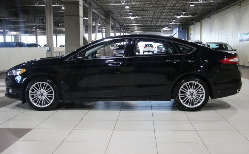 2016 Ford Fusion SE A/C CUIR TOIT MAGS #3
