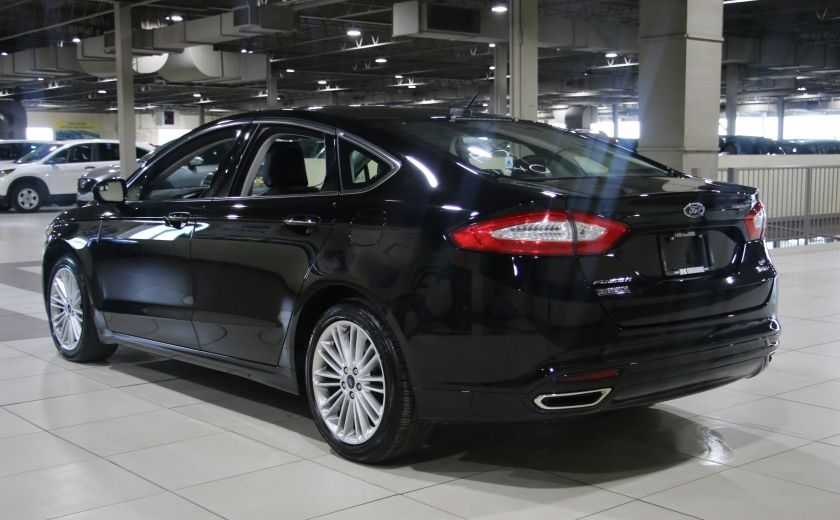 2016 Ford Fusion SE A/C CUIR TOIT MAGS #4