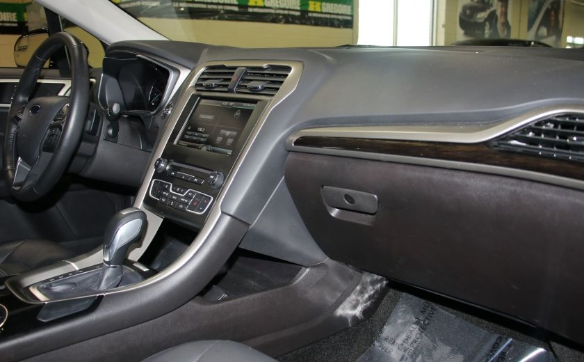 2016 Ford Fusion SE A/C CUIR TOIT MAGS #23