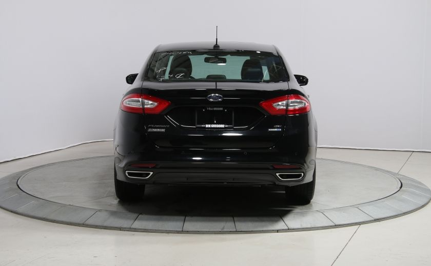 2016 Ford Fusion SE A/C CUIR TOIT MAGS #5