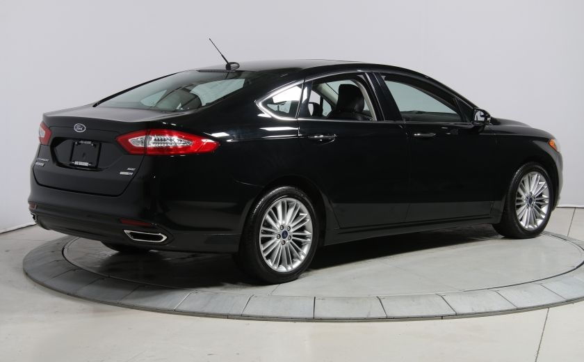 2016 Ford Fusion SE A/C CUIR TOIT MAGS #6